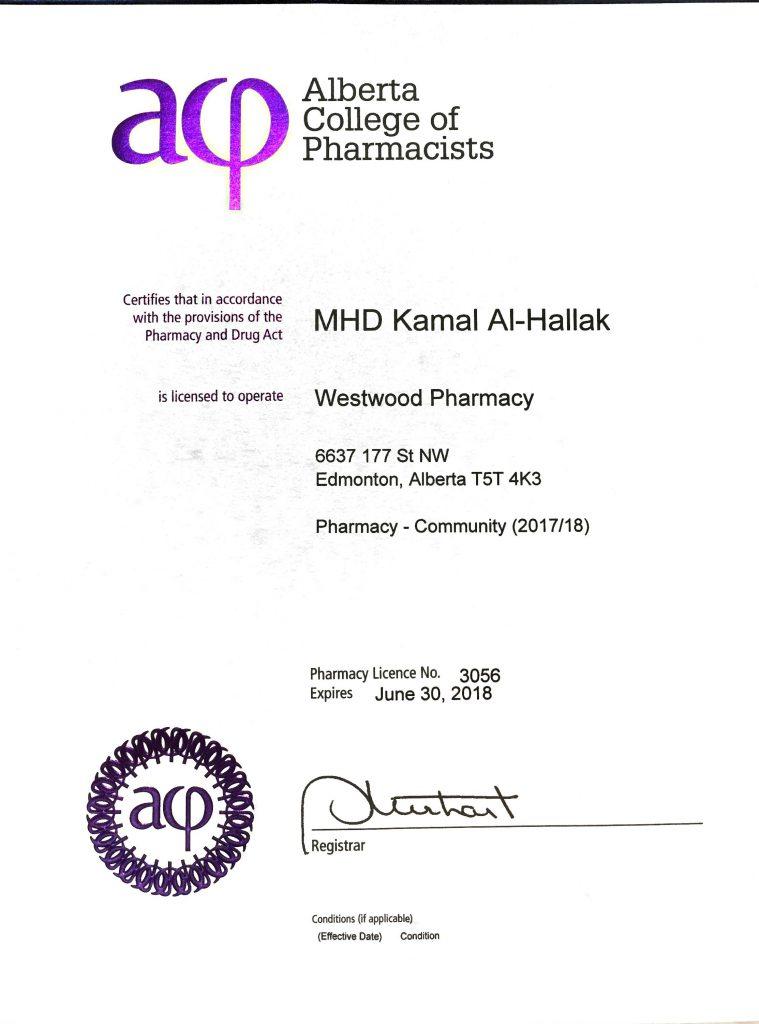 About us - Westwood Pharmacy